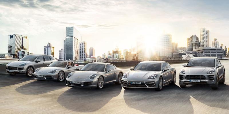Porsche Passport Car Subscriptions